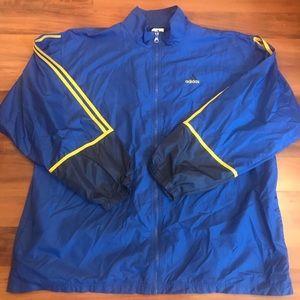 Adidas Vintage 1990s Full Zip Jacket